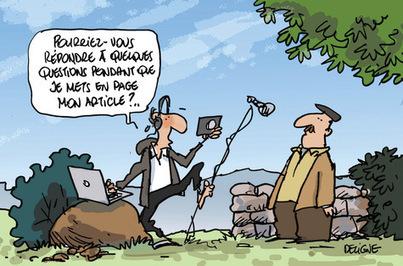 L'automne est gris pour la presse en Europe | La-Croix.com | MédiaZz | Scoop.it