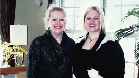 How This Mother-Daughter Duo Decided to Open a Home Building Franchise | Strategy | Scoop.it