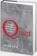 Join the Quiet Revolution! Read Quiet: The Power of Introverts in a World that Can't Stop Talking . Visit http://www.thepowerofintroverts.com - By Susan Cain | 21st Century Women's Leadership | Scoop.it