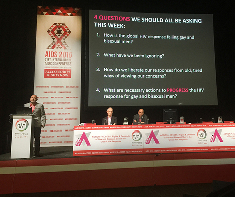 Durban MSMGF Pre-Conference Recap: Action + Access   HIV and the LGBT Community   Scoop.it