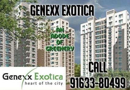Genexx Exotica Project Brochure | Real Estate | Scoop.it