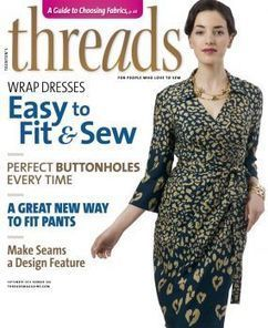 Magazine Giveaway: Threads Issue 168 - Threads | Sweepstakes & Deals | Scoop.it
