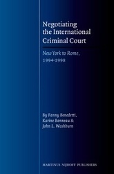 """Negotiating the International Criminal Court 