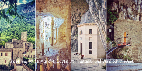 Caves of Frasassi and Verdicchio Wine in Le Marche | Le Marche another Italy | Scoop.it