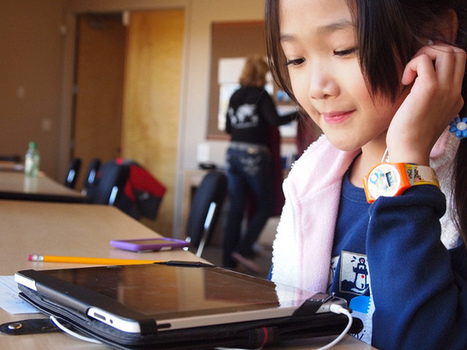 Teaching Online in the Mobile Age | mobile tech in ESL | Scoop.it