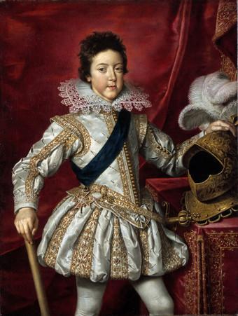 27 septembre 1601 : Naissance de Louis XIII   Racines de l'Art   Scoop.it