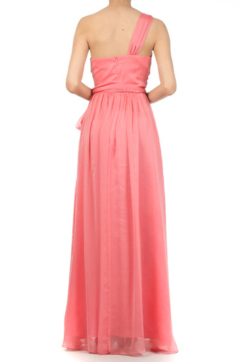 Rent one shoulder bridesmaids dresses online | RentThe Dress | Bridesmaid Dresses | Scoop.it