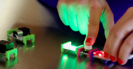 Like Legos? You'll Love LittleBits | Peer2Politics | Scoop.it