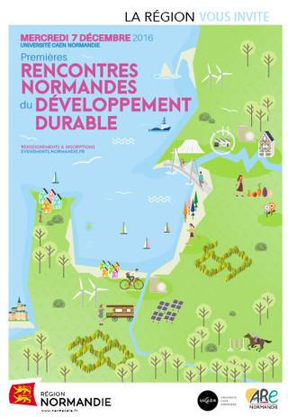 (Ndie) La Région Normandie et l'ARE Normandie co-organisent les 1res Rencontres normandes du développement durable | AREHN | PSN - Filière Eco-Industrie | Scoop.it