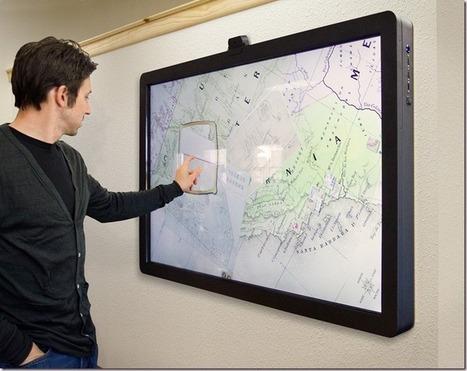 #Geoprocessamento - #Arcgis - #SIG - #GPS: Sonho de consumo : ArcGis 10 no Ideum MT65 3D Display   ArcGIS-Brasil   Scoop.it