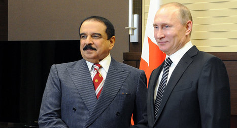 Saudi Fail:  Bahrain Sides With Russia on Syria | Liberty Revolution | Scoop.it