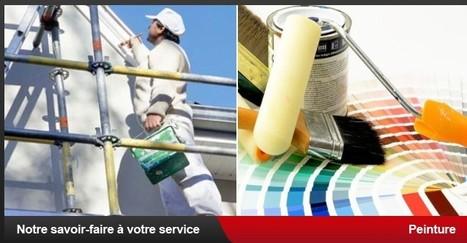 KS Services 13: Devis peinture, papier peint Bouches du Rhône | Devis Travaux-peinture-maison-appartement-rénovation | Scoop.it