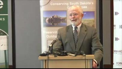 Video: Four-decade vision now a state park - Sioux Falls Argus Leader | Visioning for Business | Scoop.it