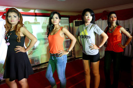 [Cambodia] Workers Turn Models on Political Catwalk | Soup for thought | Scoop.it