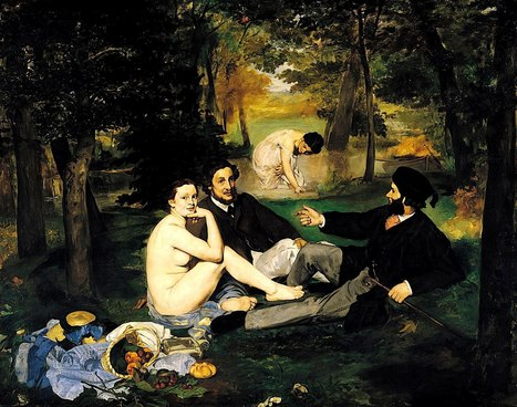 Bourdieu sur Manet : deux révolutions en une leçon | Merveilles - Marvels | Scoop.it