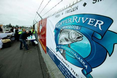 Anglers' marketing alliance that made Copper River sockeye salmon a ... - Tribune-Review | Fish Habitat | Scoop.it