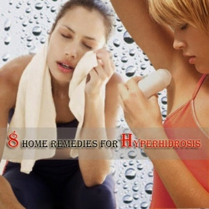 Botox Hyperhidrosis: How You Can Cure Hyperhidrosis at Home   Botox   Scoop.it