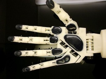 Make Your Own Robotic Hand with 3D Printing | 3D-Print Tech | Scoop.it