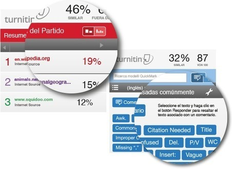 Control del plagio on-line III: Turnitin | UAM B-learning | Scoop.it