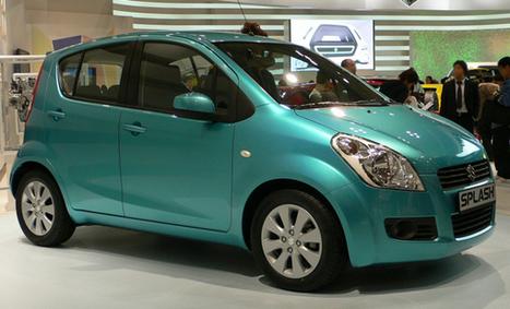 Harga Suzuki Splash Matic | daftar harga otomotif | Scoop.it