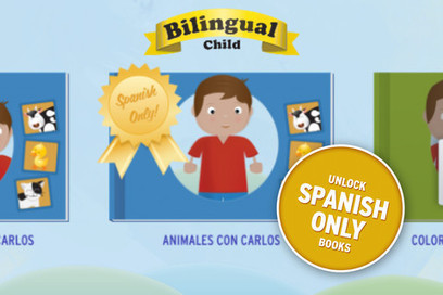 Bilingual Child: Fun Educational Language App for Kids - Fun Educational Apps: Best Apps for Kids Reviews iPad / iPhone / iPod | education | Scoop.it