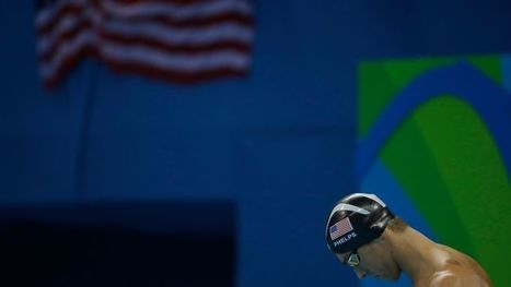 Michael Phelps's 200-Meter Butterfly Was Beautiful | Competitive swimming | Scoop.it