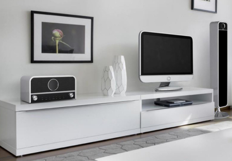 Schneider Feeling's: télévision, enceintes et microchaîne flashy et vintage | ON-ZeGreen | Scoop.it