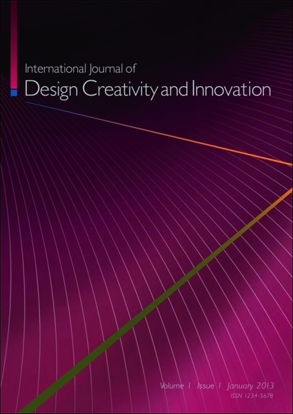 International Journal of Design Creativity and Innovation | Special Issue Call for Papers | Explore Taylor & Francis Online