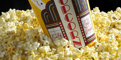 Le pop-corn : la nouvelle astuce pour ignorer la publicité au cinéma - Le Huffington Post   Actu Cinéma   Scoop.it