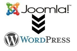 Joomla to WordPress: Why and How to Migrate? - News - Bubblews | Joomla to WordPress Migration Tips & Tricks. | Scoop.it