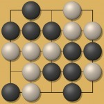 Whole board seki game 1   Go Board Game   Scoop.it