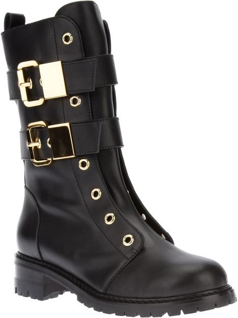 Uk Giuseppe Zanotti Design Lace-less Buckle Black Boot For Sale | Giuseppe Zanotti Sneakers | Scoop.it
