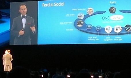 Ford's Vision: One Social | Social Media Today | Public Relations & Social Media Insight | Scoop.it