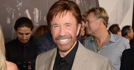 Chuck Norris Tops Jean-Claude Van Damme's Epic Split | Real Estate Plus+ Daily News | Scoop.it