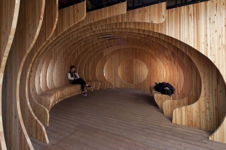 [Seoul, South Korea] Rest Hole in the University of Seoul / UTAA | The Architecture of the City | Scoop.it