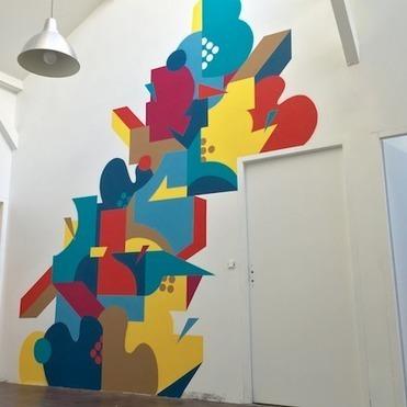 POTER - Quand les murs s'animent - La Salopette | Graphic design | Scoop.it