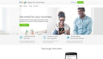 10 Google Tools and Resources for Entrepreneurs | Entrepreneurial Coaching | Scoop.it
