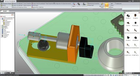 FixtureBuilder – The newest 3d modeling program for CAD professionals | BIM Forum | Scoop.it