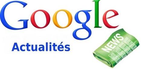 Google Actualités n'exige plus les 3 chiffres dans les URL des news | Webmarketing et Réseaux sociaux | Scoop.it