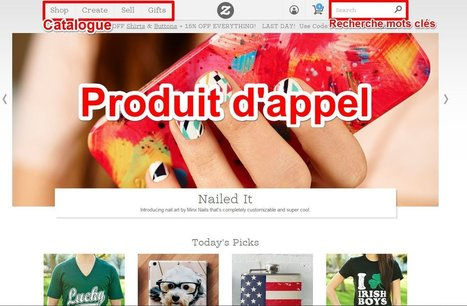 Concevoir un site e-commerce en responsive web design[ Usaddict: Ressources sur l'ergonomie des interfaces (le blog Usabilis)] | e-commerce  - Success Store | Scoop.it