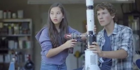 Powerful Ad Shows What A Little Girl Hears When You Tell Her She's Pretty   Women in Business   Scoop.it