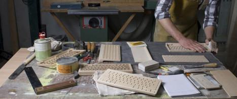 Orée, le clavier high tech en bois massif, made in France | Jisseo :: Imagineering & Making | Scoop.it