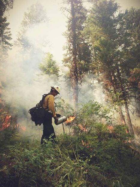 Les photos Instagram d'un pompier américain | Léa Benatar | Scoop.it