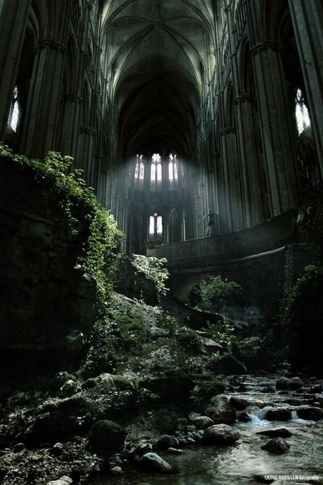 50 lieux abandonnés et villes fantômes incroyables ! - LovinGeek Magazine   Merveilles - Marvels   Scoop.it