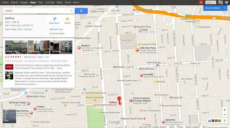 Google Places, Maps, Google+, and Local Business Center Blog   Google+ Local Search, Google Places, Google Maps   Scoop.it