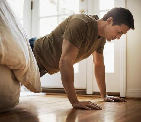10 At-Home Workouts to Build Muscle in Under 20 Minutes | Fitness For All | Scoop.it