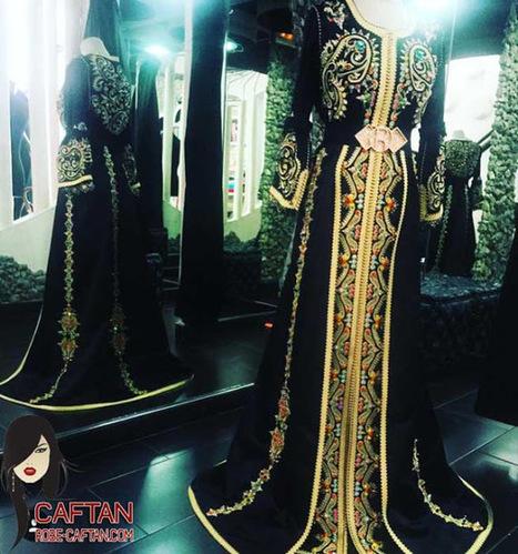 Vente caftan marocain très classe 2016 | Caftan 2014 | Scoop.it