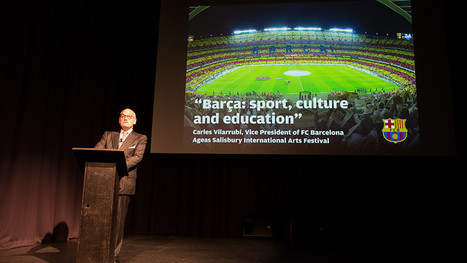 Major interest in FC Barcelona and Catalonia in Salisbury | AC Affairs | Scoop.it
