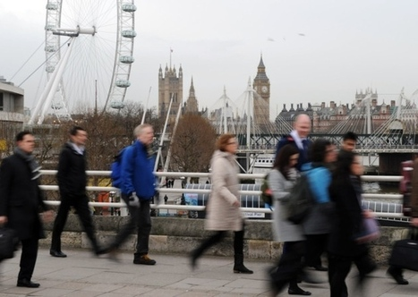 London 'most desirable place to work in world' | Technology in Business Today | Scoop.it