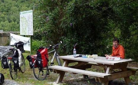 #Budgetdevacances: Sébastien, quatre jours de vélo dans les Cévennes, 350 euros pour deux et «quelques euros de rustines» | Gites Cévenols | Scoop.it